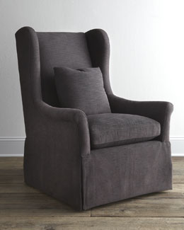 "Bernhardt ""Hepler"" Host Chair"