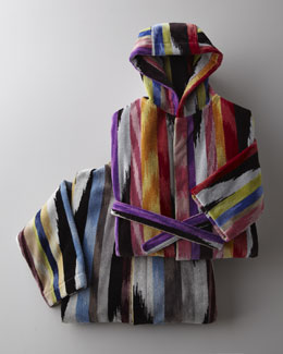 "Missoni Home ""Homer"" Hooded Bathrobe"