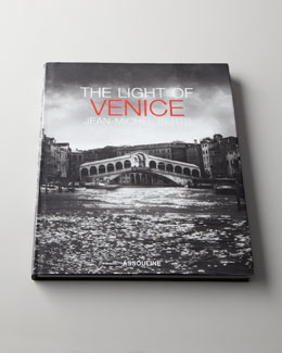 """The Light of Venice"" Book"