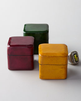 Pop Color Trinket Box