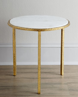 "Global Views ""Celinda"" Side Table"