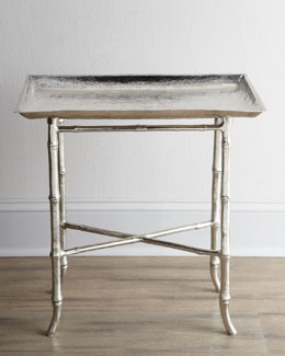 "Regina-Andrew Design ""Mullicane"" Tray Table"