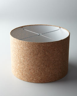 Cork Lamp Shade