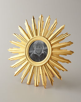 "BANCHI ""Sunburst"" Photo Frame"