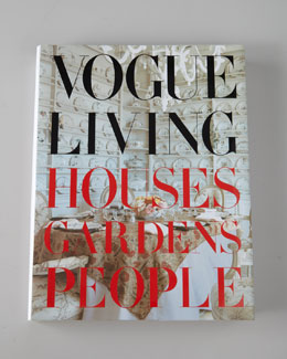 "Southwest Books ""Vogue Living Houses Gardens People"" Book"