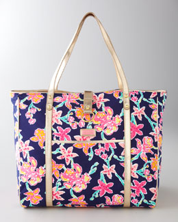 Lilly Pulitzer Resort Travel Bag