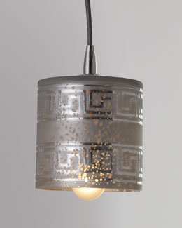 "Jamie Young ""Grecian Cup"" Pendant Light"