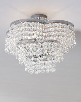 """Keating"" Semi Flush Mount"