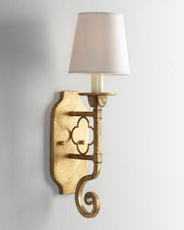 "VISUAL COMFORT ""Margarite"" Sconce"