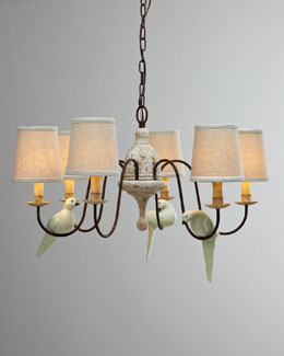 "Regina-Andrew Design ""Bird"" Chandelier"