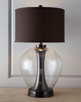"""Dome Collection"" Lamp"