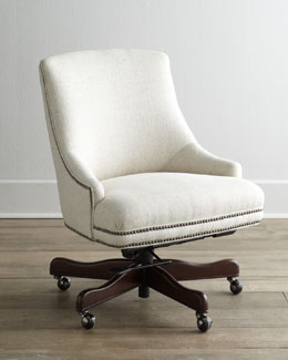 """Littleton"" Swivel Office Chair"