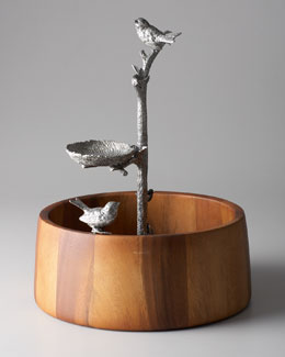 "Vagabond House ""Song Bird"" Dip Bowl"