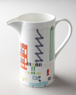 "kate spade new york ""About Town"" Pitcher"