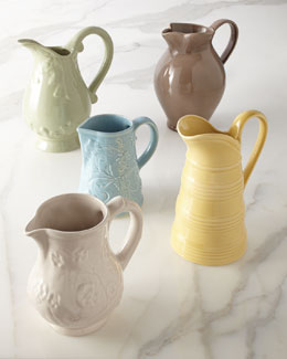 NM EXCLUSIVE Five Assorted Pitchers