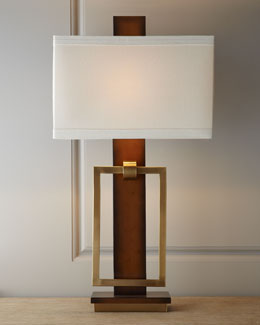"John-Richard Collection ""Linear Illumination"" Lamp"
