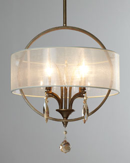 "The Uttermost Co ""Alenya"" Four-Light Pendant"