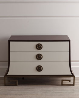 "Global Views ""Valliant"" Chest"