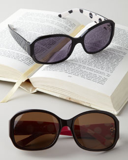 "kate spade new york ""Leatrice"" Sun Readers"