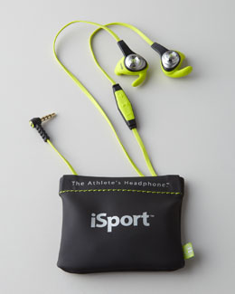 "Monster ""iSport"" Intensity Headphones"