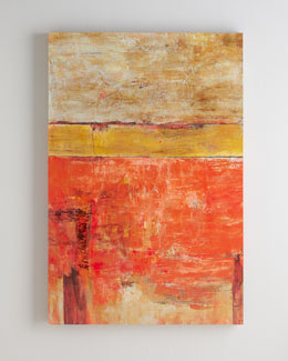 """Red Sunset"" Giclee"