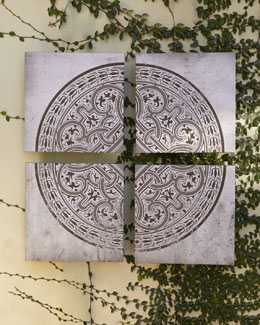 PARAGON DECORS Outdoor Wall Medallions