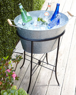 """Oasis"" Party Tub with Stand"