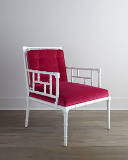 "Vanguard ""Primrose"" Chair"