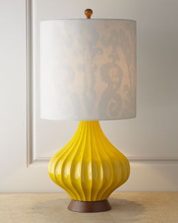 Couture Sunshine Fairfax Table Lamp