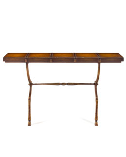 "John-Richard Collection ""Equine"" Console Table"