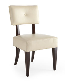 "Bernhardt ""Jordan"" Upholstered Side Chair"