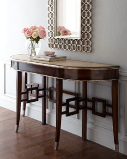 "John-Richard Collection ""Marquette"" Console"