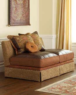 Jeff Zimmerman Collection by Key City Right-Arm Love Seat