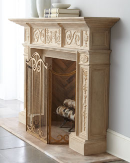 """French"" Mantel"