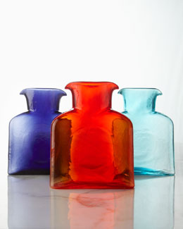 Blenko Glass Carafe