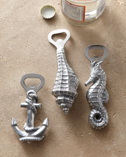 Arthur Court Ocean-Inspired Bottle Openers