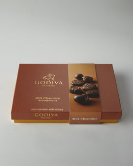 Godiva Large Milk Chocolate Assortment