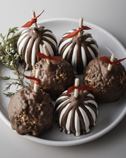 Mrs. Prindable's Mini Caramel Apples