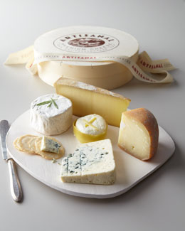 Five-Cheese Course