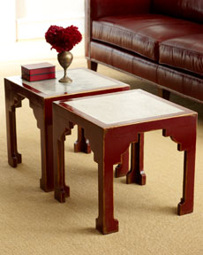 """Merlot"" Side Table"