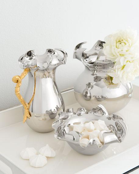 L'Objet Ruffelle Vase