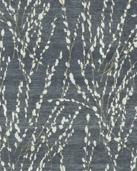 """Willow Rug, 7'9"""" x 9'9"""""""