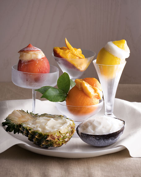 Six Fruit Sorbettos