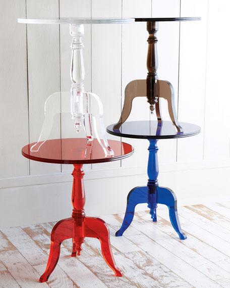 Merveilleux Acrylic Side Table