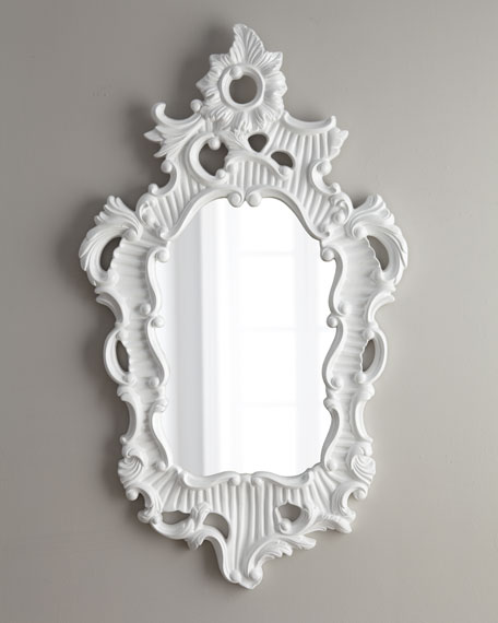 """Baroque"" Mirror"