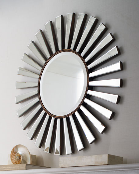 """Sunburst"" Mirror"
