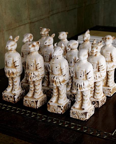 Chinese Zodiac Figures