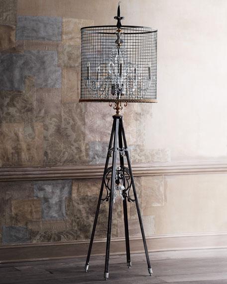 Quot Burton Quot Floor Lamp