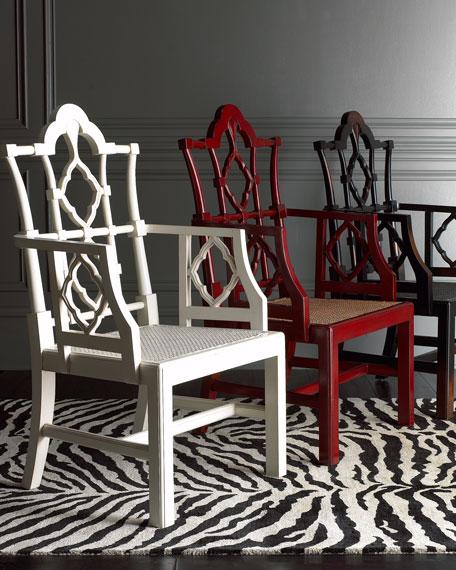 "Pair of ""Italia"" Chairs"