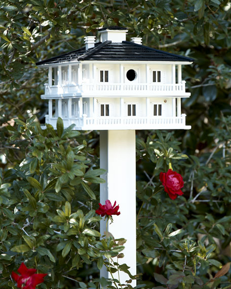 """Clubhouse"" Birdhouse"